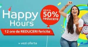 eMAG 22 iulie Reduceri Happy Hours Mii Produse