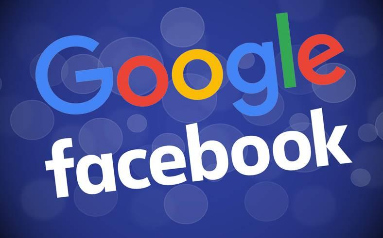 facebook atacata google