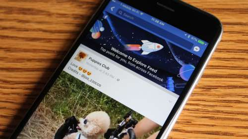 facebook noua functie iphone
