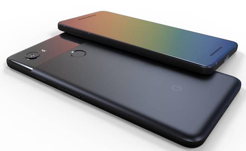 google pixel 2 arata noul design