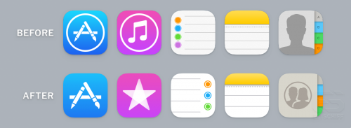 iOS 11 beta 4 iconite noi iPhone iPad