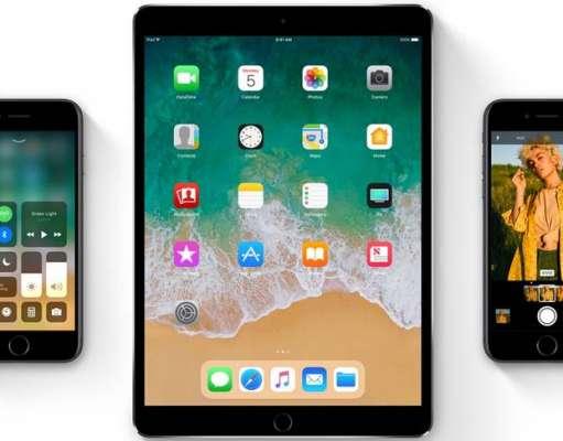 iOS 11 beta 4 performante beta 1