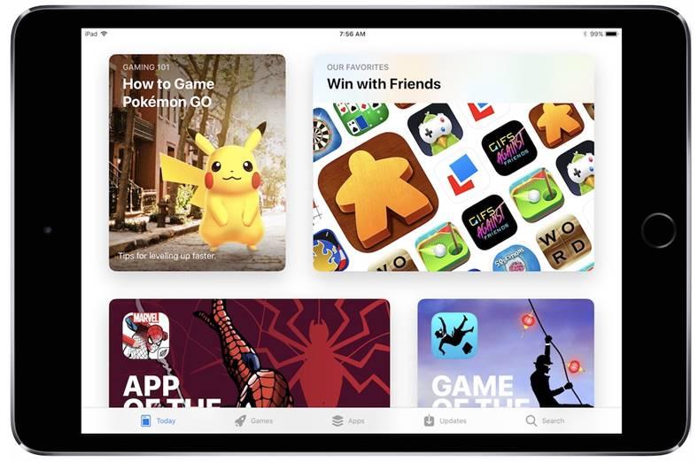 iOS 11 noutati App Store