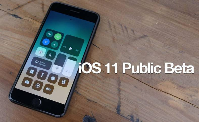 iOS 11 public beta 3 - instaleaza iPhone iPad