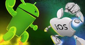 iOS Android Controleaza Piata Smartphone