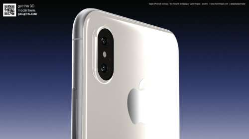 iPhone 8 alb concept 2