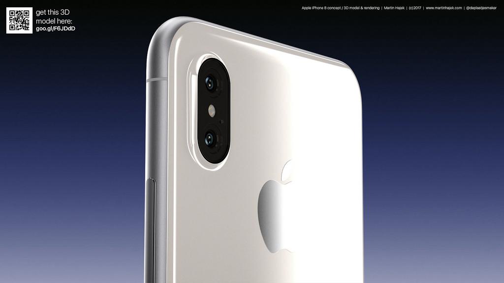 iPhone 8 alb concept 11