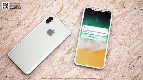 iPhone 8 alb concept 7
