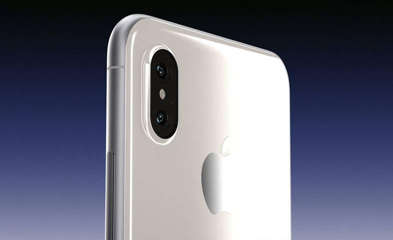 iPhone 8 alb concept urat