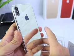 iPhone 8 carcasa oglinda video