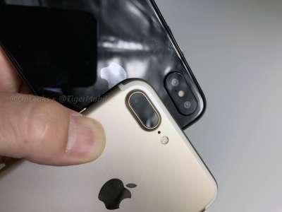 iPhone 8 comparat iPhone 7 13