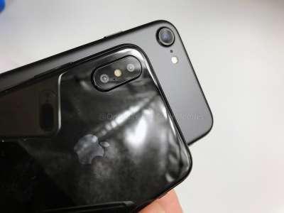 iPhone 8 comparat iPhone 7 2