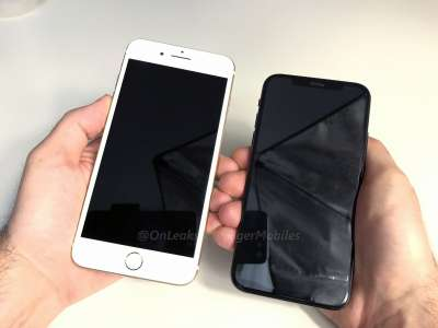iPhone 8 comparat iPhone 7
