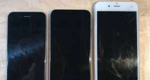 iPhone 8 comparatie iPhone 7 2017