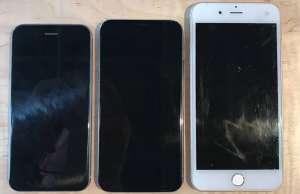 iPhone 8 comparatie iPhone 7 2017