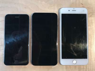 iPhone 8 comparatie iPhone 7