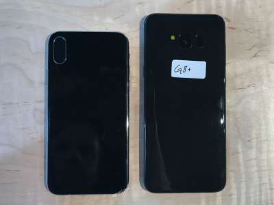 iPhone 8 comparatie iPhone 7 6
