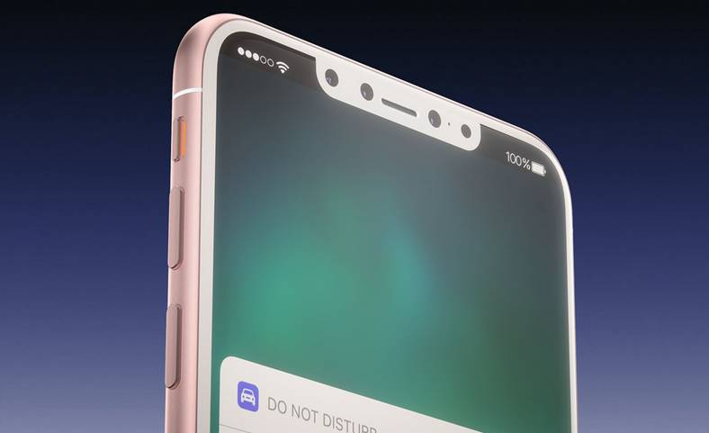 iPhone 8 concept culori 2017