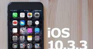 ios 10 3 3 download iphone ipad