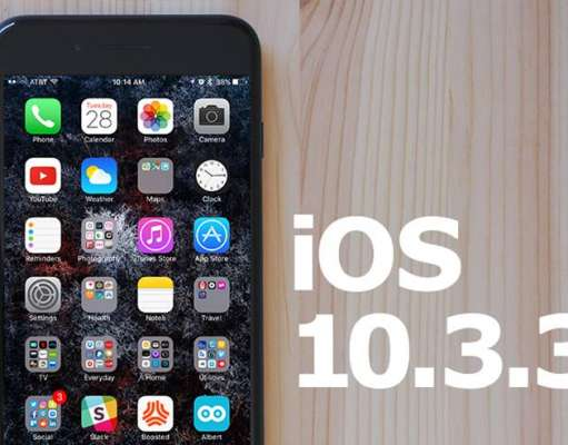 ios 10 3 3 download iphone ipad