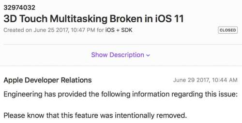 ios 11 apple eliminat functii utile