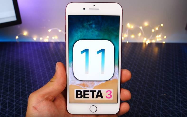 ios 11 beta 3 100 noutati iphone ipad