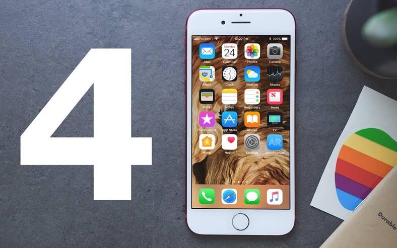 ios 11 beta 4 100 noutati iphone ipad