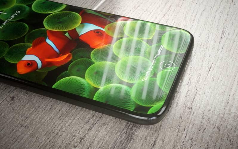iphone 8 camera duala 3d laser