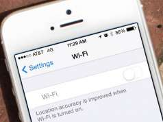 iphone notificari conectare retele wi fi
