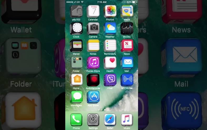 iphone tweak 3d jailbreak