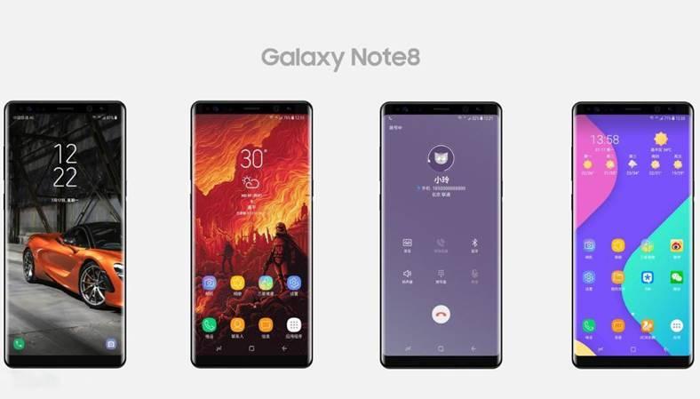 samsung galaxy note 8 design s pen 19 iulie 2017