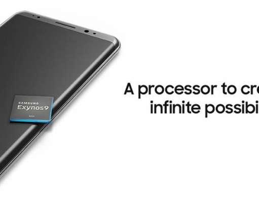 samsung galaxy note 8 procesor exynos