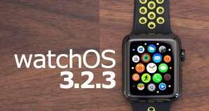 watchOS 3.2.3