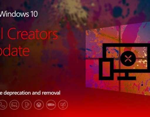 windows 10 functii eliminate fall creators update