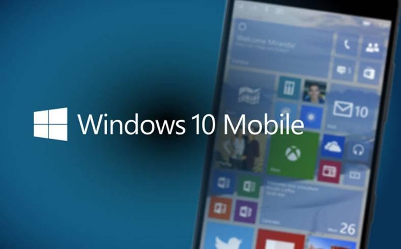 windows 10 prototip smartphone microsoft