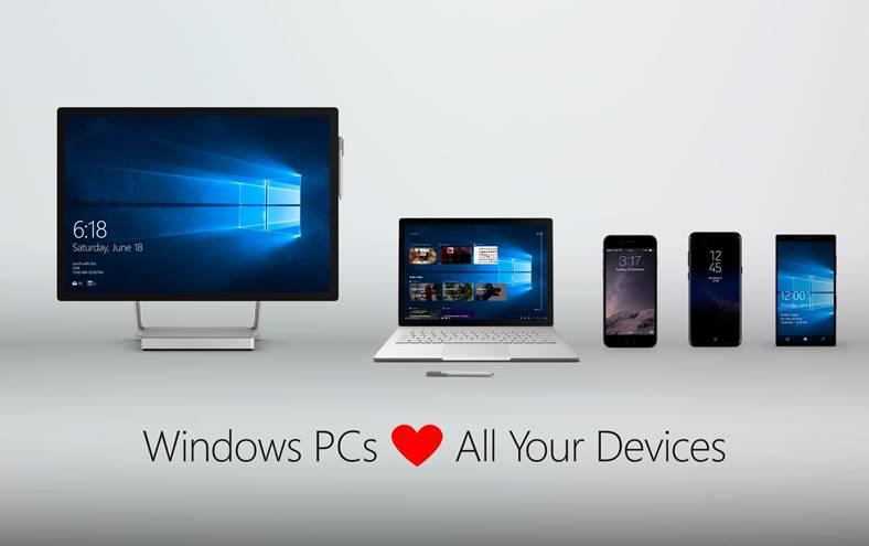 windows 10 timeline iphone aplicatie