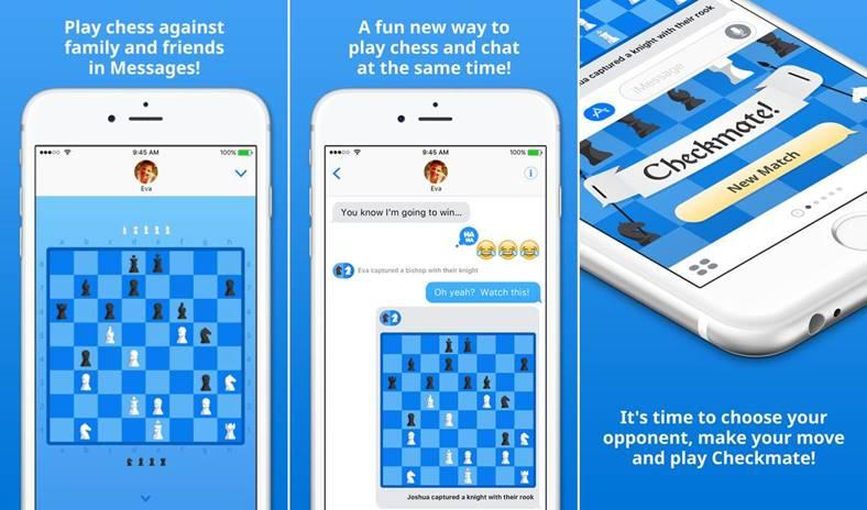 Checkmate! iphone ipad