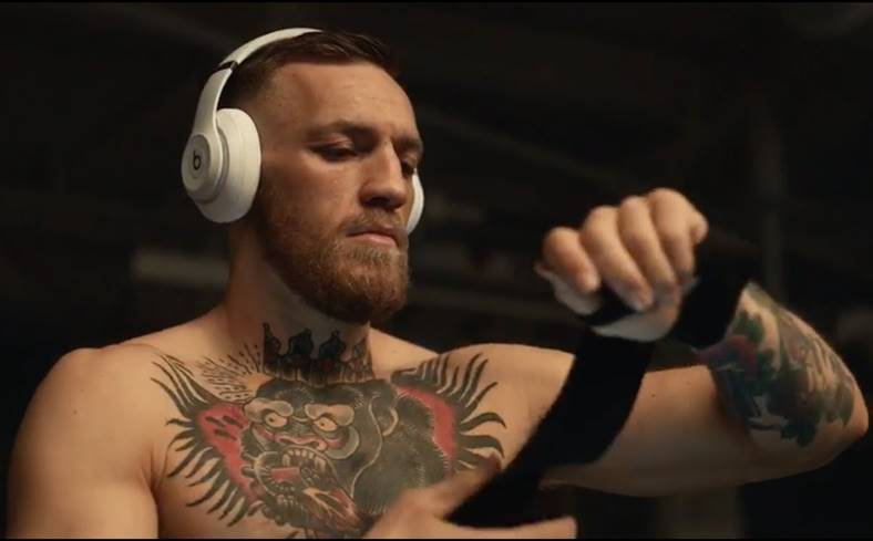 Conor McGregor Castile Beats Reclama