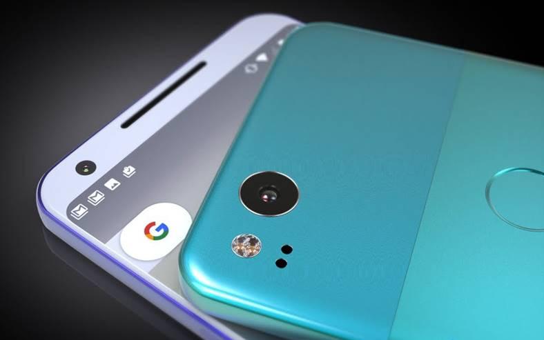 Google Pixel 2 imagini unitate reala