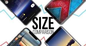 Google Pixel 2 vs iPhone 8 vs Note 8 vs LG V30
