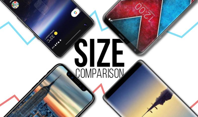 Google Pixel 2 vs iPhone 8 vs Note 8 vs LG V30