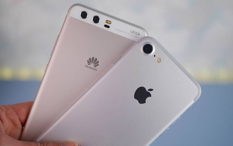 Huawei Apple Vanzari Smartphone