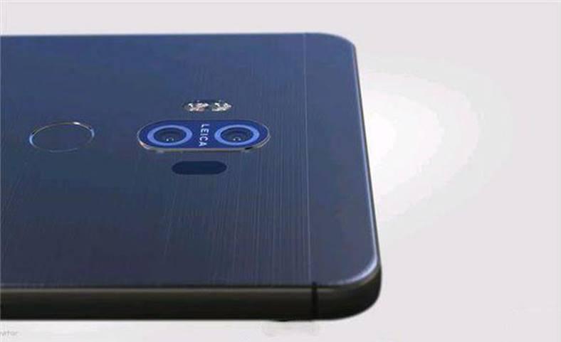 Huawei procesor ataca iPhone 8