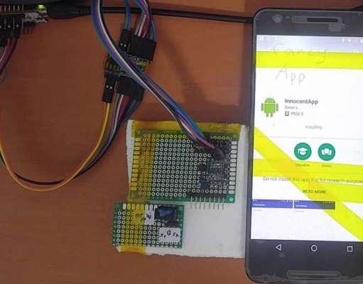 Inlocuire Ecran Smartphone Virusi