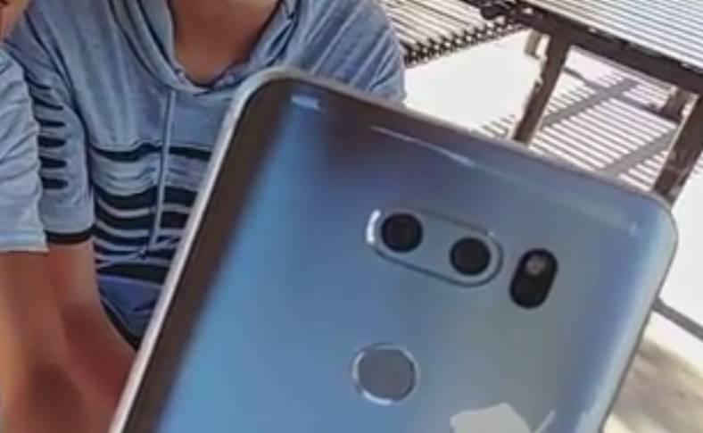 LG V30 Copia Functie iPhone 7