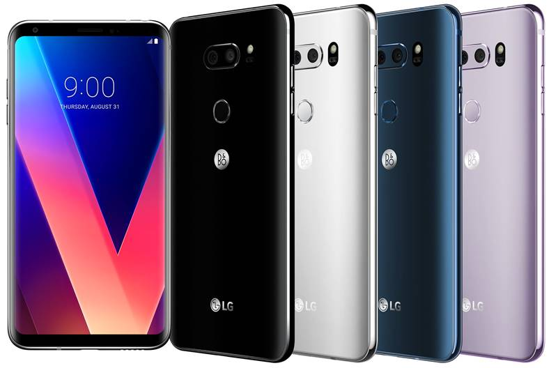 LG V30 Specificatii Tehnice Design