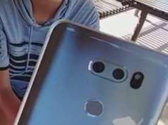LG V30 Teaser Lansare iPhone 8