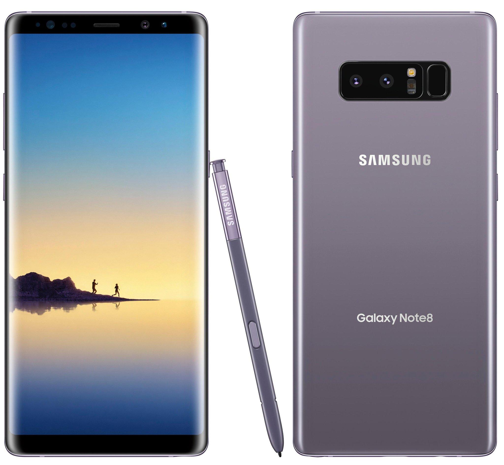 Samsung Galaxy Note 8 Dezvaluire Prezentare