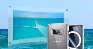 Samsung Galaxy Note 8 inferior iPhone 8