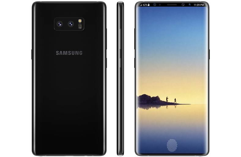 Samsung Galaxy S9 tehnologie iPhone